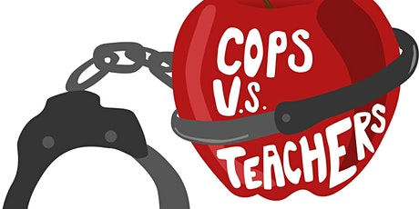 11th Annual Cops vs Teachers Charity Basketball Game tickets