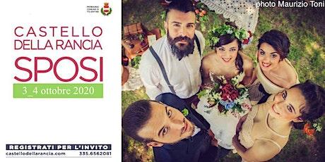 Castello della Rancia SPOSI_2021 biglietti