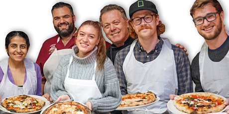 Pizza Class with Unlimited Italian Wine! tickets