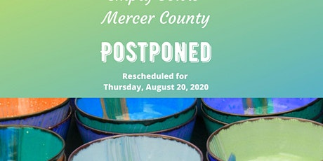 Empty Bowls Mercer County 2020 tickets