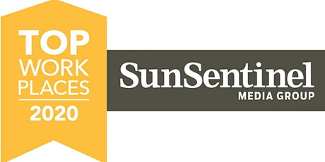 Sun Sentinel Top Workplaces 2020 tickets
