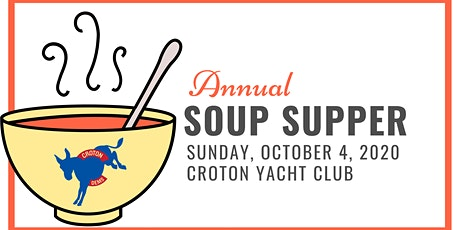 Annual Soup Supper hosted by the Croton Democrats tickets