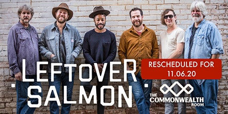 Leftover Salmon tickets