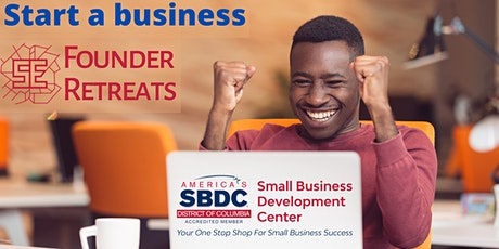 Founders Retreats for Startups @Howard @SBDC tickets