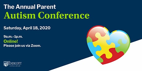 The Annual Parent Autism Conference 2020--Now being offered Online! tickets