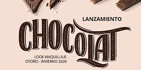 Presentación del Nuevo Look  CHOCOLAT entradas