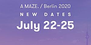 A MAZE. / Berlin 2020 – 9th International Games and...
