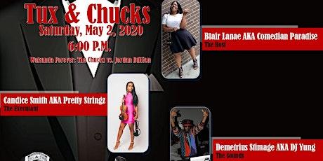 The Third Annual Tux & Chucks tickets