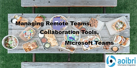 Remote Team Management, Collaborative Tools, using Microsoft Teams tickets