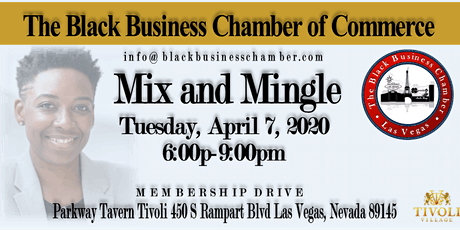 The Black Business Chamber of Commerce- LV Launch Party tickets