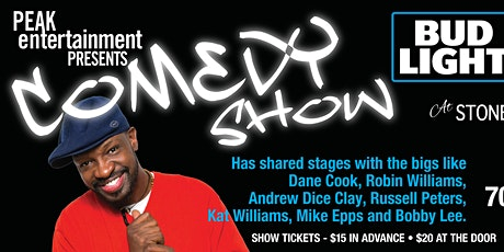 Come watch Yoursie Thomas LIVE at Stone Event Center! tickets