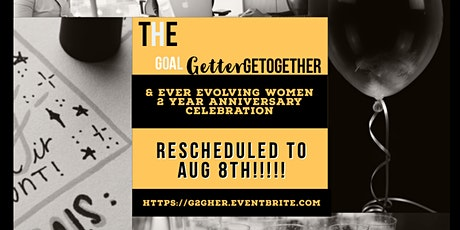 The Goal-Getter GetogetHER tickets