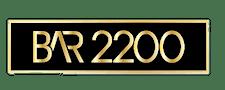 The BAR 2200 logo