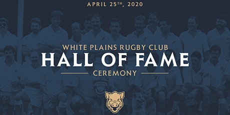 POSTPONED- WPRFC Hall of Fame Ceremony 2020  tickets