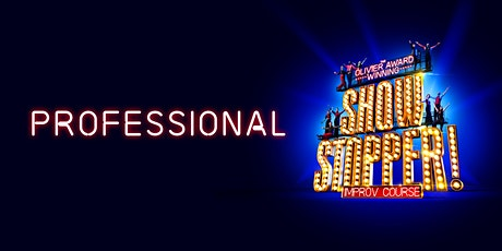 Showstopper Workshop - Professional tickets