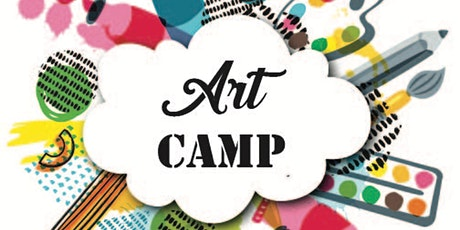 2020 Art Camp for Kids tickets