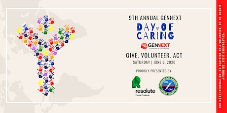9th Annual GenNext Day of Caring  tickets