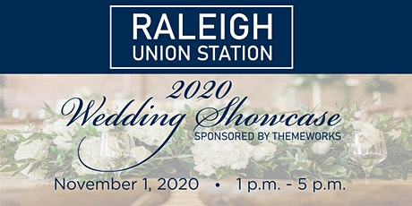 2020 Raleigh Union Station Wedding Showcase General Admission Tickets tickets