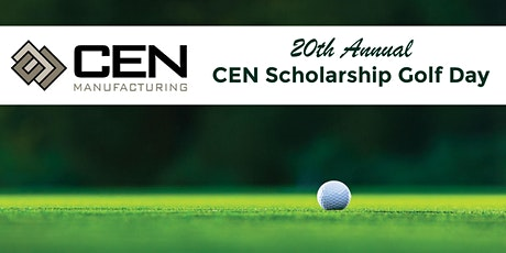 20th Annual CEN Scholarship Golf Day tickets