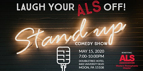 """Laugh Your ALS Off!"" Adult Comedy Show tickets"