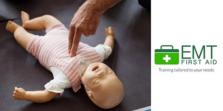 2 day Paediatric First Aid (Ofsted Compliant) in Lewisham SE4 tickets