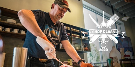 Traeger Shop Class With Doug Scheiding - Feat. Pork & Ribs tickets