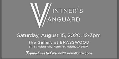 Vintner's Vanguard tickets