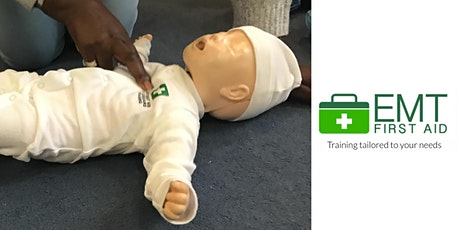 1 day Emergency Paediatric First Aid Lewisham SE4 (2019-2020 dates) tickets