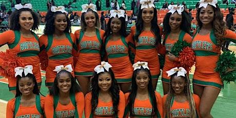 FAMU Basketball Cheerleading Tryouts Fall 2020 tickets