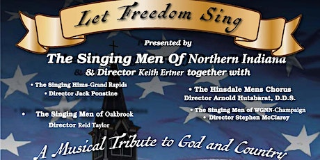 Let Freedom Sing tickets