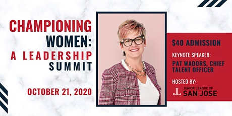 Championing Women: A Leadership Summit tickets