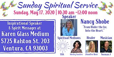 Sunday Spiritual Service  tickets