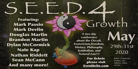 S.E.E.D. 4 tickets