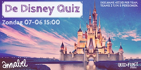 De Disney Quiz | Rotterdam tickets