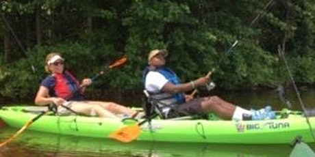 VA Hospital Mid-Week - Lake Denmark - Kayak - July 8th 2020 tickets