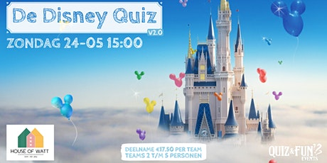 De Disney Quiz | Amsterdam tickets