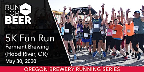 Ferment Brewing 5k Fun Run tickets
