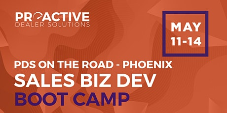 Phoenix - May - Biz Dev Boot Camp Sales tickets