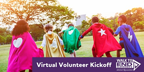 Texas Hill Country Walk- Virtual Volunteer Kickoff Party tickets