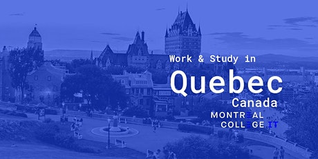 Work & Study in Canada tickets