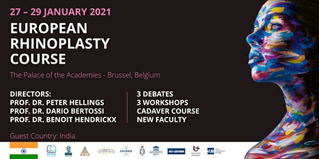 European Rhinoplasty Course 2021 tickets