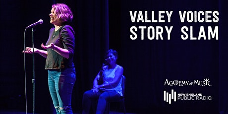 Valley Voices Story Slam- Around the Block tickets
