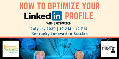 How to Optimize your LinkedIn Profile tickets