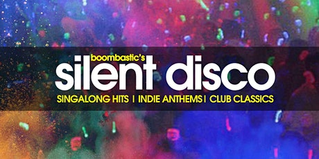 Boombastic's Silent Disco - Greatest Hits tickets