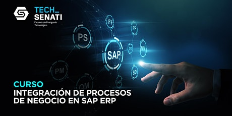Curso: Integración de Procesos de Negocio en SAP ERP (Online, en Directo) boletos