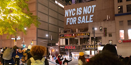 Disrupting Gentrification in NYC tickets