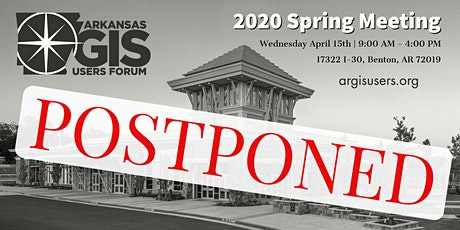 2020 Spring Meeting tickets