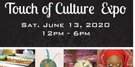 Touch Of Culture Expo tickets