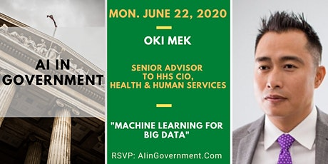 AI in Government - Oki Mek, HHS tickets