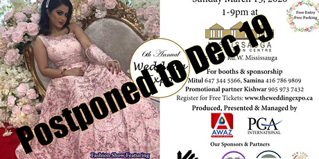 Wedding Expo 2020 tickets